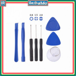 Vetro Touch Lcd Display Per Iphone 6 4.7 Bianco Qualità Top + Kit